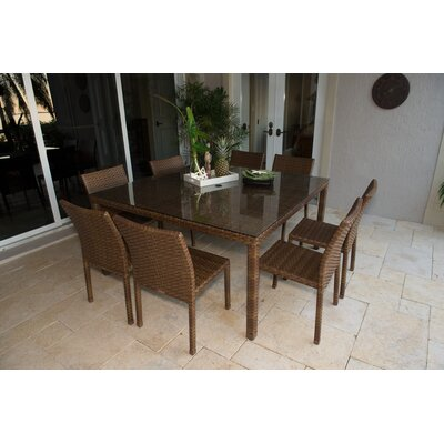 St Barths 9 Piece Dining Set PJHR1426 22727809