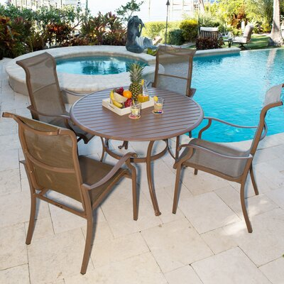 Island Breeze Dining Set Table picture
