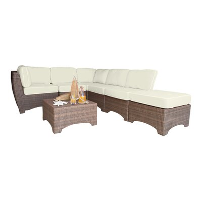 Key Biscayne Sectional Set Cushions picture