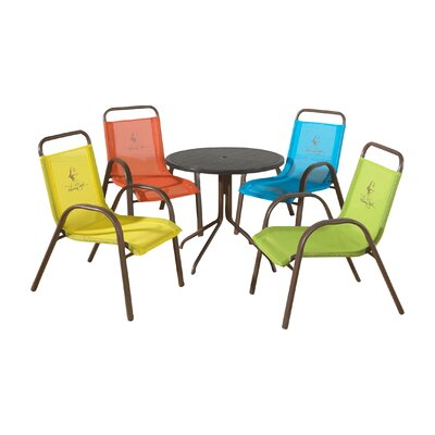 Panama Jack Kids 5 Piece Dining Set
