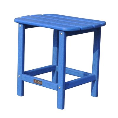 Adirondack End Table Finish: Blue