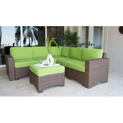 Key Biscayne Sectional Set - Product photo