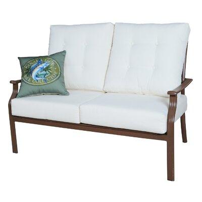 Island Breeze Deep Seating Loveseat Cushions - Product photo
