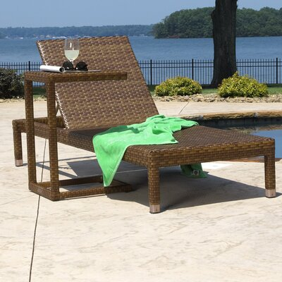 St. Barths 2 Piece Chaise Lounge Set