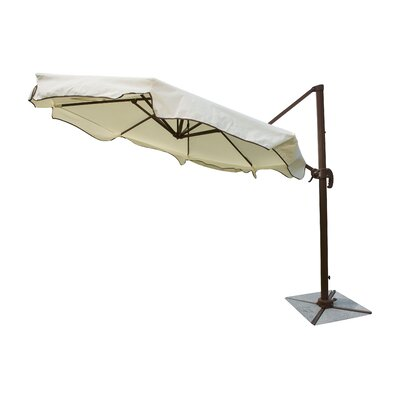 10 Island Breeze Cantilever Umbrella
