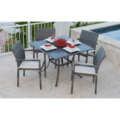 Newport Beach 5 Piece Dining Set