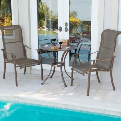 Island Breeze 3 Piece Dining Set PJHR1520 25610227