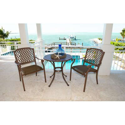 Island Breeze 3 Piece Dining Set PJHR1522 25610229
