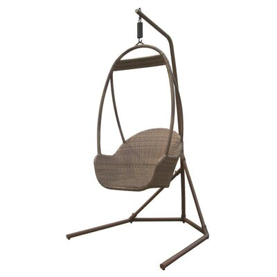 Island Cove Swing Chair with Stand
