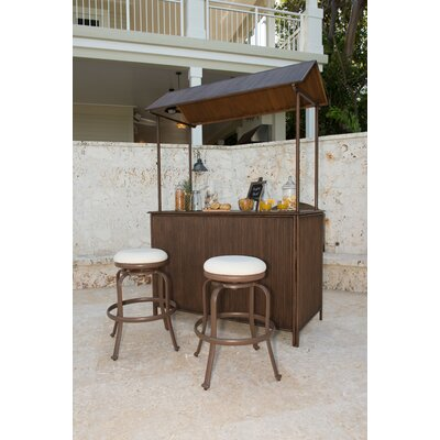 Tiki Bar Set - Product photo
