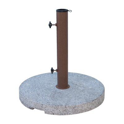 Island Breeze Granite Umbrella Base