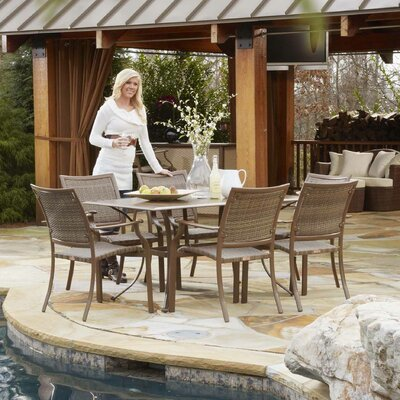 Panama Jack Island Cove 7 Piece Dining Set at Sears.com