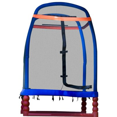 4.1' Super 4 Enclosure for Trampoline TS-0424