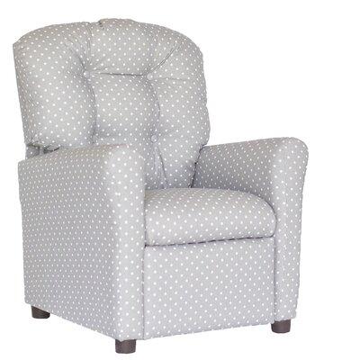 Colena Recliner Upholstery: Storm