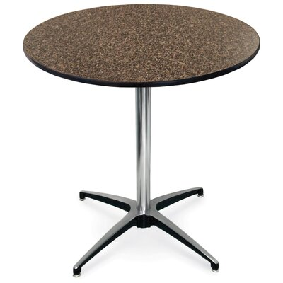 ProRent Gathering Table (Set of 5) Size: 30 H x 30W, Finish: Blackstar Granite