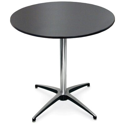 ProRent Gathering Table (Set of 5) Size: 30 H x 30W, Finish: Graphite Nebula