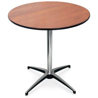 ProRent Gathering Table (Set of 5) Size: 30 H x 30W, Finish: Wild Cherry