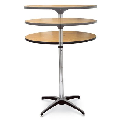 ProRent Gathering Table (Set of 5) Size: 46 H x 30 W x 30 D