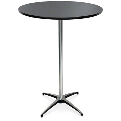 ProRent Gathering Table (Set of 5) Finish: Graphite Nebula, Size: 42 H x 30W
