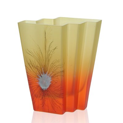 Desert Flower Decorative Vase GD096005