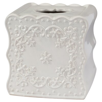 Ruffles Boutique Tissue Box Cover