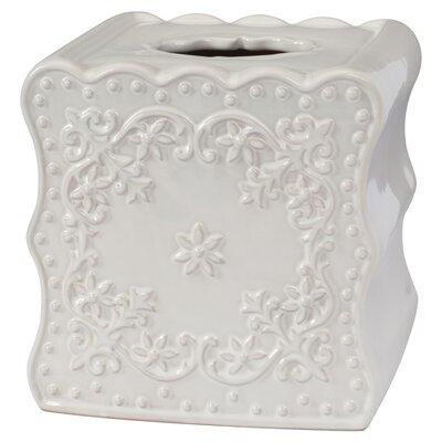 Ruffles Boutique Tissue Box Cover