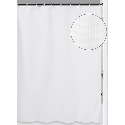 Chenille Shower Curtain