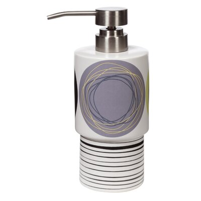 Dot Swirl Lotion Dispenser DSW59CIT