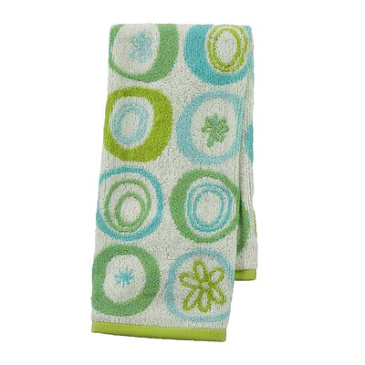 All That Jazz Jacquard Hand Towel