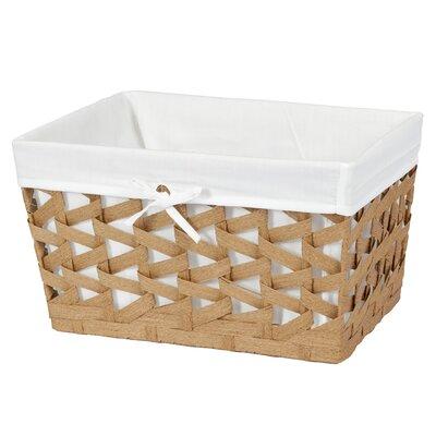 Crossways Storage Basket Finish: Oak