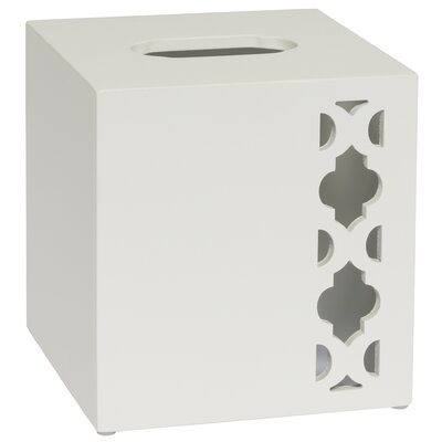 Chainlink Tissue Box Cover