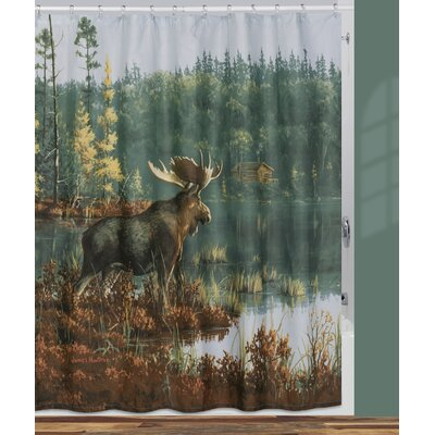 Fuiloro Shower Curtain
