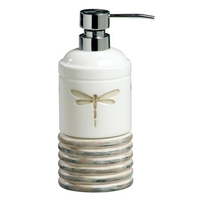 Dragonfly Lotion Dispenser
