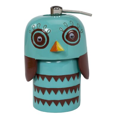 Hepler Hoot Lotion Dispenser B0A77370288C47E7A2D058459E73165D