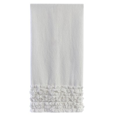 Ruffles Bath Towel