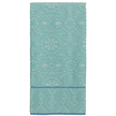 Bettis Blue Cotton Bath Towel