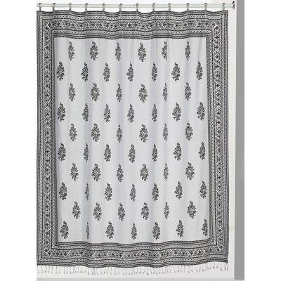 Blumer 100% Cotton Shower Curtain