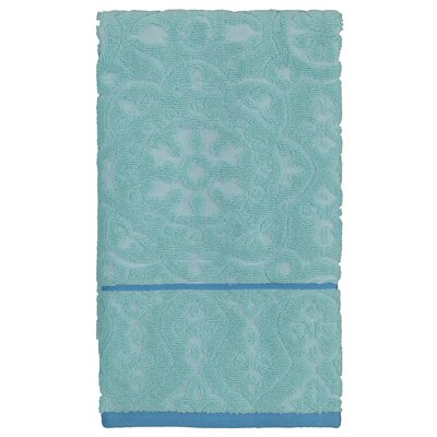 Bettis Blue Cotton Hand Towel