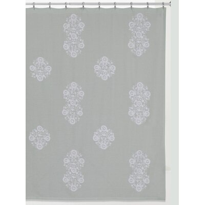 Maltby 100% Cotton Shower Curtain