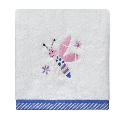 Cute As a Bug Wash Cloth (Set of 2)