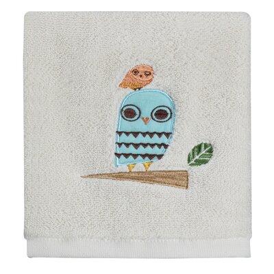 Give a Hoot Print Wash Cloth (Set of 2)