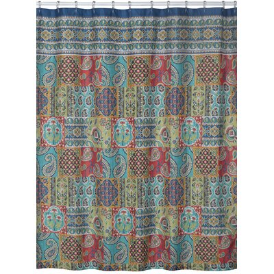 Sasha Polyester Shower Curtain