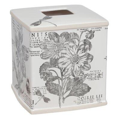 Sketchbook Tissue Box Cover