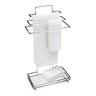 Creative Bath Deco Free Standing Towel Stand