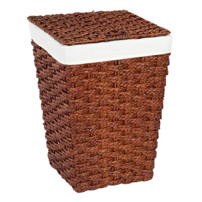 Chunky Weave Laundry Hamper