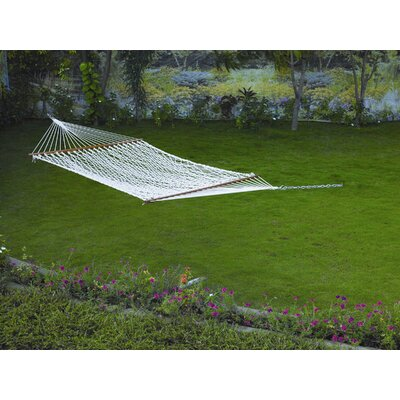 Twotree Hammocks Large Polyester Rope Hammock - Color: Green at Sears.com