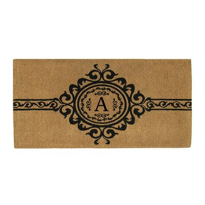 Windermere Monogram Doormat
