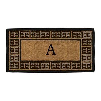 Winona Monogram Doormat