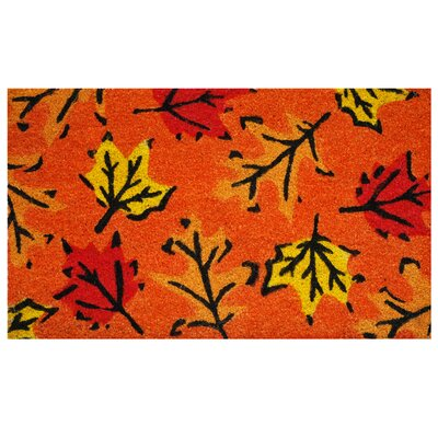 Home & More Fall Leaves Doormat at Sears.com