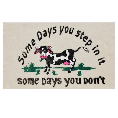 Some Days Doormat